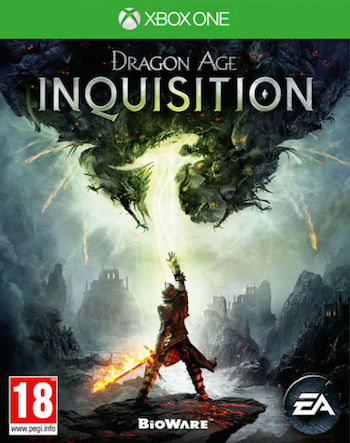 Dragon Age- Inquisition Xbox One