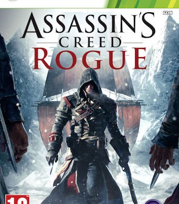 Assasssin's Creed Rogue Xbox 360