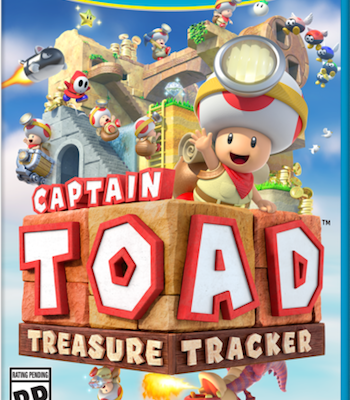 Captain Toad- Treasure Tracker