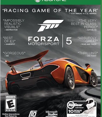 Forza 5- Game of the Year Edition Xbox One Forza 5- Game of the Year Edition