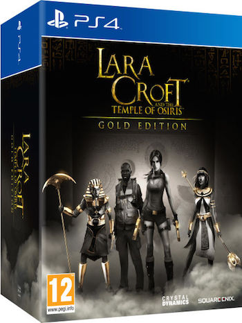 Lara Croft and the Temple of Osiris Gold Edition PS4Lara Croft and the Temple of Osiris Gold Edition PS4