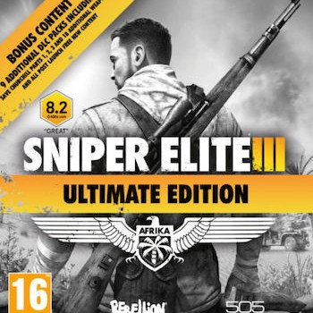 sniper elite ultimate