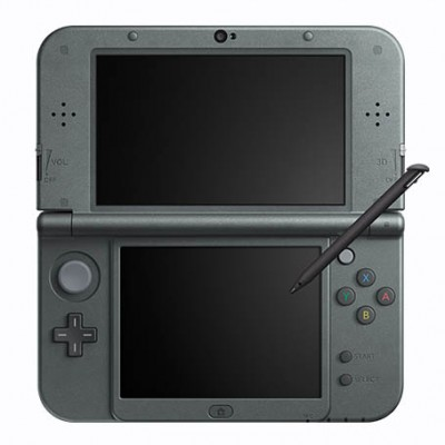 NEW 3DS Black Console xl