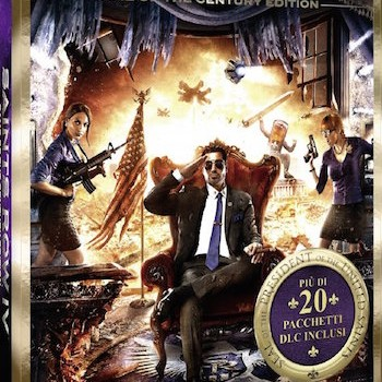 Saints Row 4- Game of the Century Edition PC
