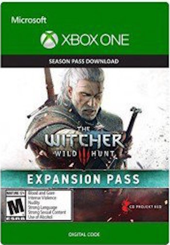 The Witcher 3: Wild Hunt Expansion Pass Xbox One – Digital