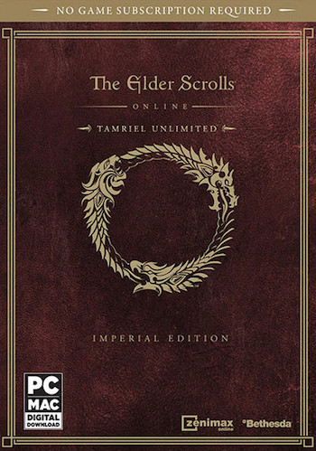 Tamriel Unlimited Imperial Edition PC