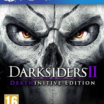 Darksiders II - 'Death'initive Edition PS4