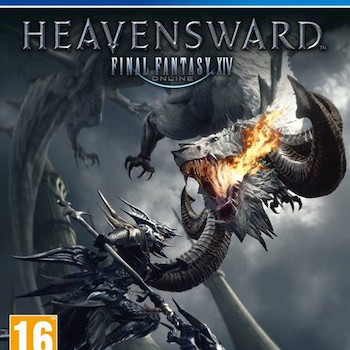 Final Fantasy XIV- Heavensward PS4