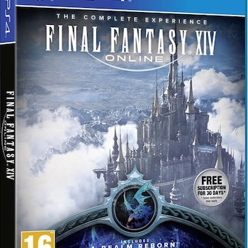 Final Fantasy XIV- Online - The Complete Experience PS4