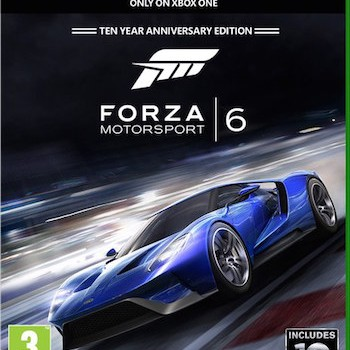 Forza Motorsport 6 - Day 1 Edition Xbox One