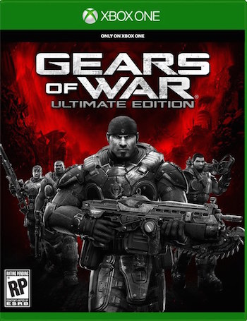 Gears of War- Ultimate Edition Xbox One