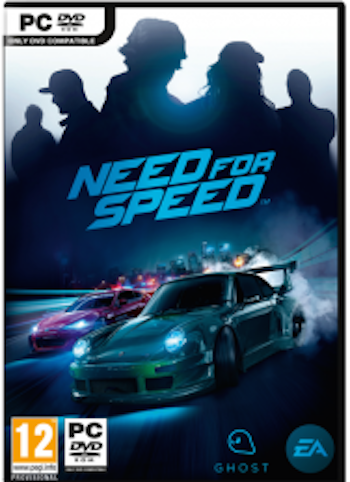 Need For Speed PC Need For Speed PC