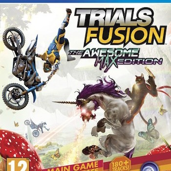 Trials Fusion- The Awesome Max Edition PS4