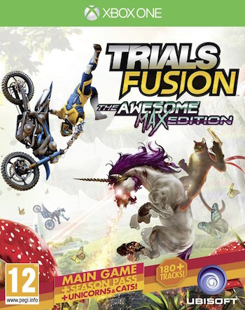 Trials Fusion- The Awesome Max Edition Xbox One