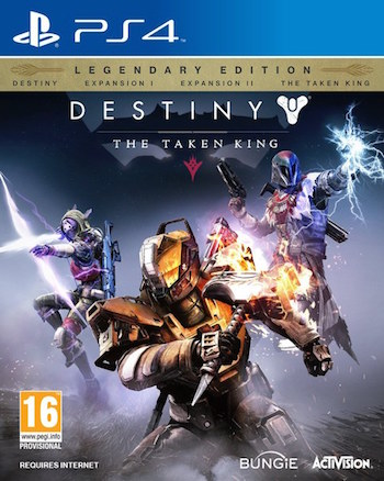 Destiny- The Taken King PS4