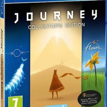 Journey - Collector's Edition PS4