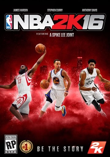 NBA 2K16 PC + DLC Digital Download £21.84 Using Code