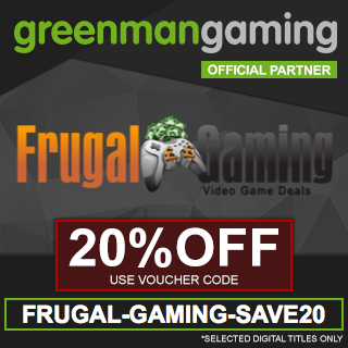 Frugal gaming voucher