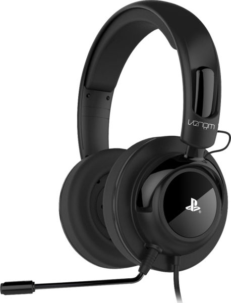 Venom Officially Licensed Vibration Stereo Headset For PS3 | PS4 Review | Frugal Gaming