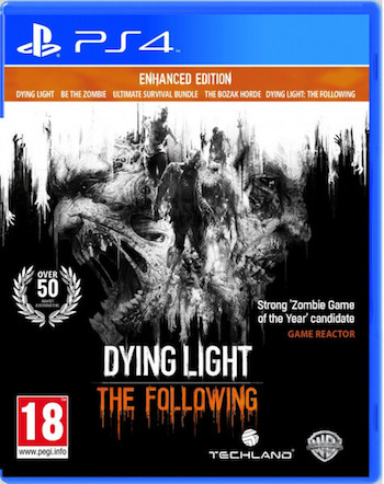 Dying Light- Enhanced Edition PS4