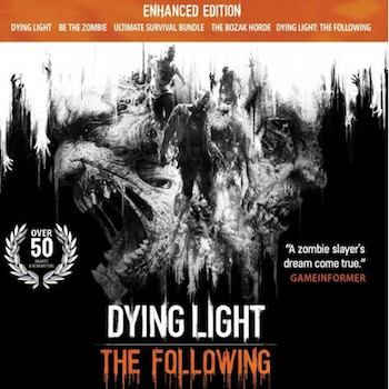 Dying Light- Enhanced Edition Xbox One