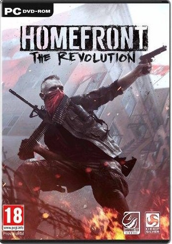 Homefront- The Revolution PC