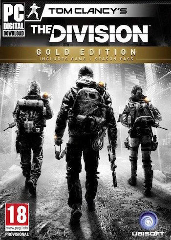 Tom Clancy's The Division - Gold Edition PC