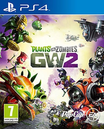 Plants Vs Zombies Garden Warfare 2 PS4 Digital Download £21.65 (Read  Details)
