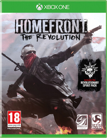 Homefront- The Revolution Xbox One