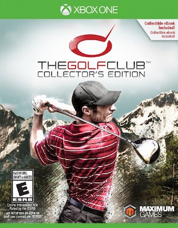 The Golf Club Collectors Edition - Xbox One