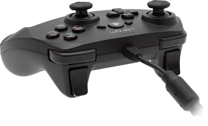 Venom Officially licensed Wired PS3 Controller Review | Frugal Gaming