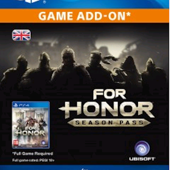 for_honor_season_pass_ps4_cover