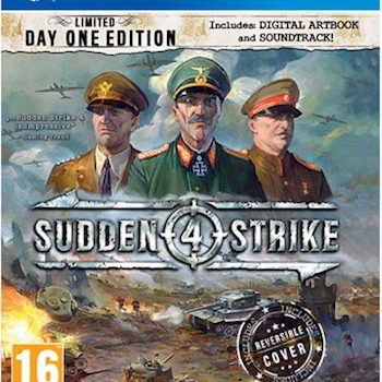 suddenstrike4ps4