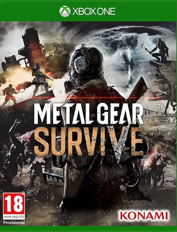 Metal Gear Survive xb1
