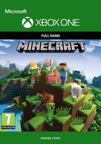 Minecraft Xbox One Digital Download £9.49 Using Discount ... Xbox 360 Game Covers Download