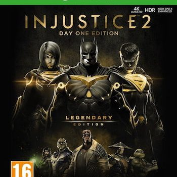 injustice xbox one