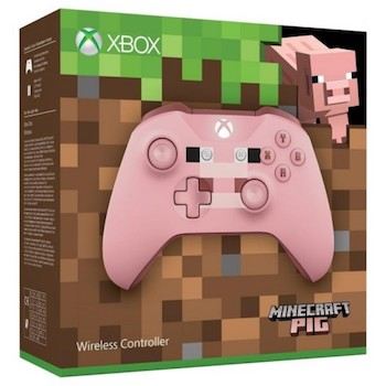 official-xbox-wireless-controller--minecraft-pig