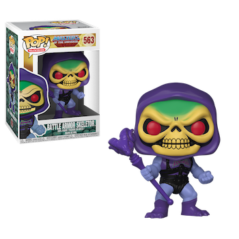 Masters of the Universe S2 - Battle Armor Skeletor