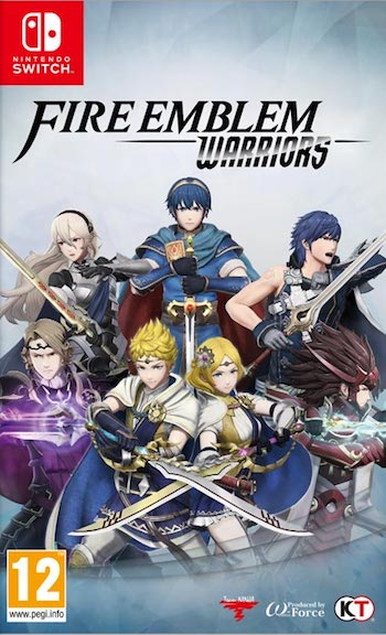 PS_NSwitch_FireEmblemWarriors_PEGI