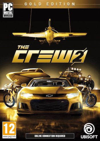 the crew 2 gold edition pc digital download using discount frugal gaming. Black Bedroom Furniture Sets. Home Design Ideas