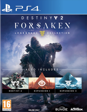 DESTINY 2 FORSAKEN ps4