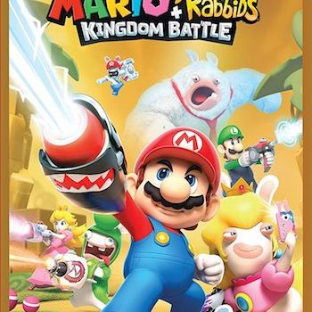 Mario and Rabbids Kingdom Battle Gold