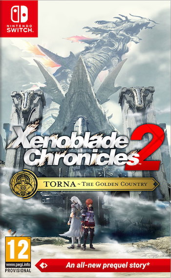Xenoblade Chronicles 2 Torna Golden Country