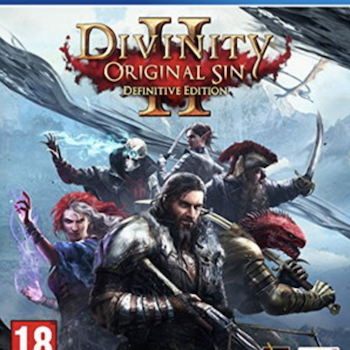 Divinity Original Sin 2 Definitive Edition ps4