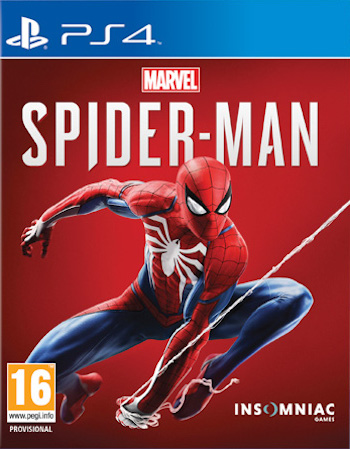 SpidermanPS4