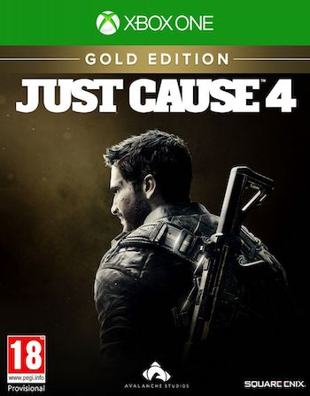Just Cause 4 - Gold Edition xb1