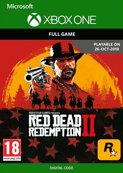 Xbox One Red Red Dead Redemption 2 ...