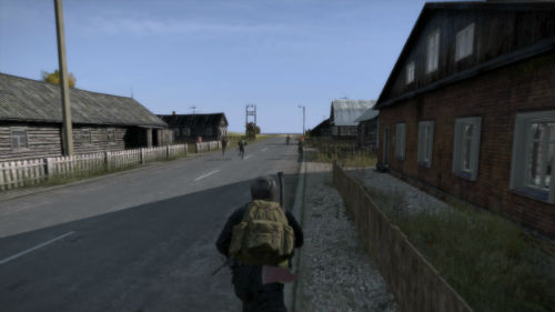 DayZ on the run