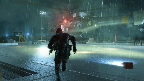 MGS Rain