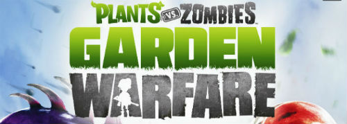 Plants vs Zombies Banner Small